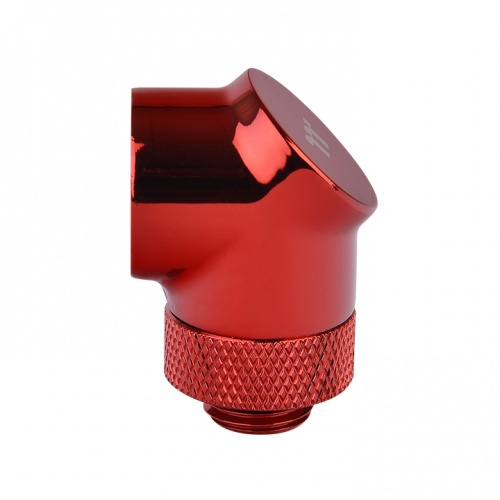 Pacific G1/4 90 Degree Adapter – Red (2-Pack Fittings)