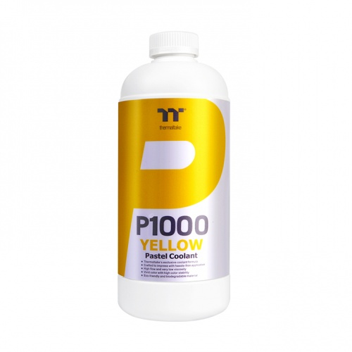 Thermaltake P1000 Pastel Coolant - Yellow