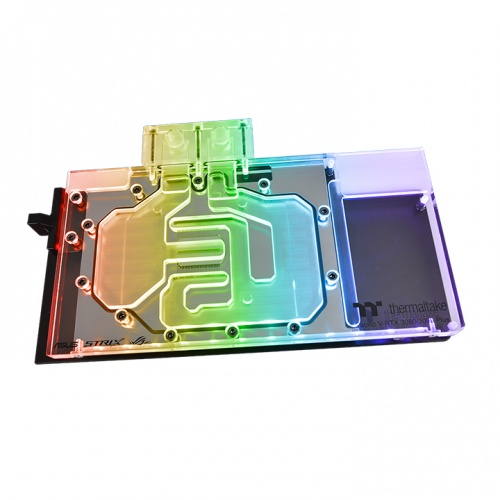Pacific V-RTX 3080/3090 Plus (ASUS ROG) GPU Waterblock