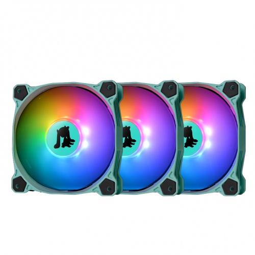Pure Plus 12 RGB Case Fan  Hatsune Miku Edition