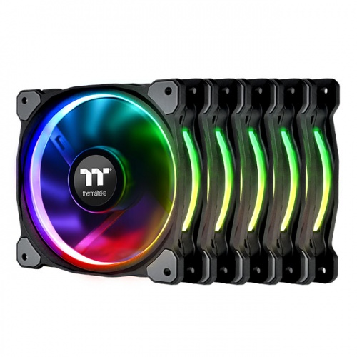 Riing Plus 14 RGB Radiator Fan TT Premium Edition (5 Fan Pack)