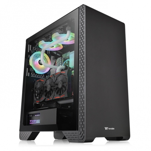S300 Tempered Glass Mid-Tower Chassis