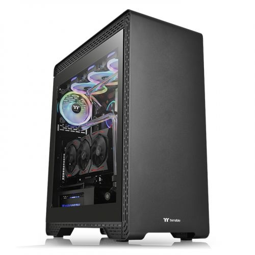 S500 Tempered Glass Mid-Tower Chassis