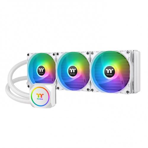 TH360 ARGB Sync Snow Edition主板連動版一體式水冷散熱器