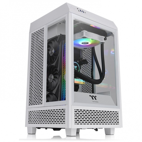 Boîtier Tower 100 Snow Mini ITX