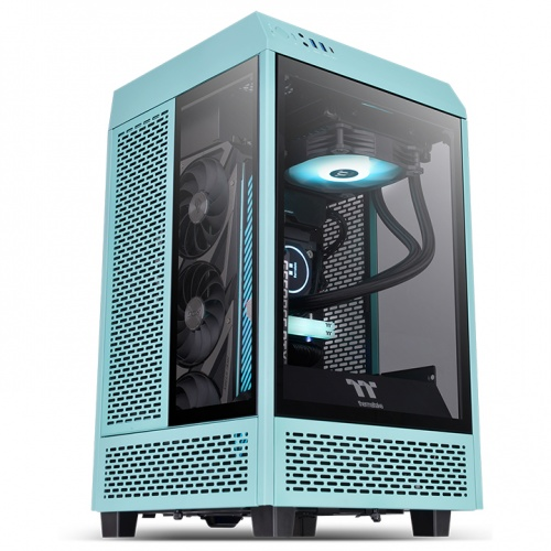 The Tower 100 Turquoise Mini Chassis