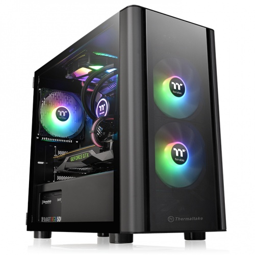 V150 Tempered Glass Micro Chassis