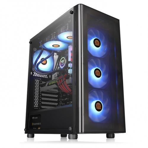 V200 Tempered Glass RGB Edition