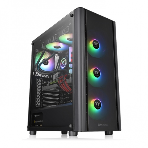 V250 TG ARGB Mid-Tower Chassis