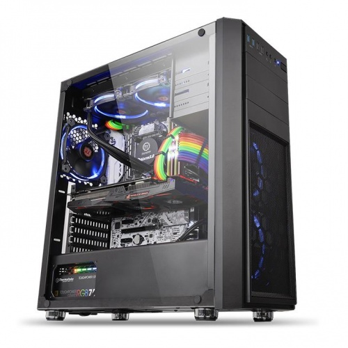Versa H26 Mid-Tower Chassis