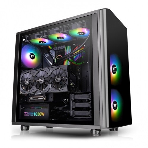 View 31 Tempered Glass ARGB Edition