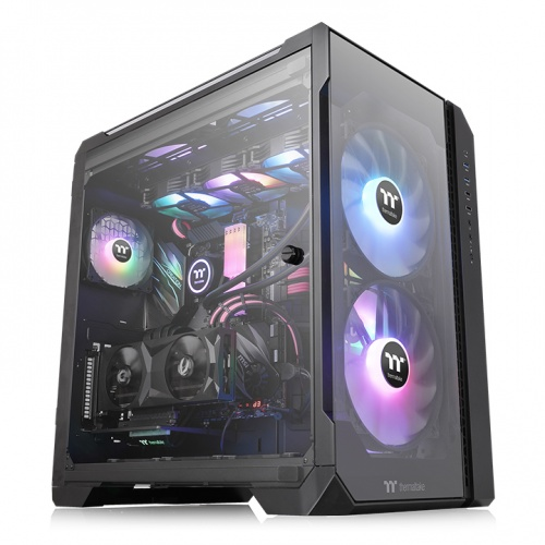 View 51 Tempered Glass ARGB Edition