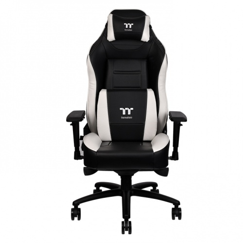 X-Comfort Black-White Gaming Chair (Regional  Only)