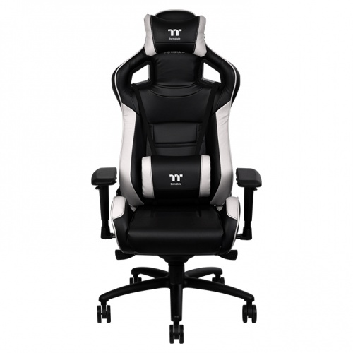 X-Fit Black-White Gaming Chair (Regional  Only)