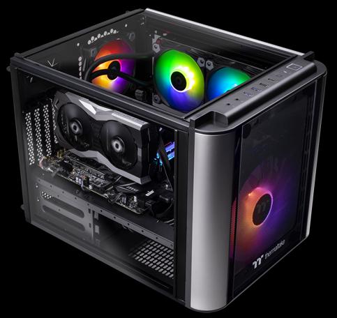 Cool, Colorful, Cubed L20 AVT-01