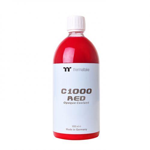 C1000 Opaque Coolant Red