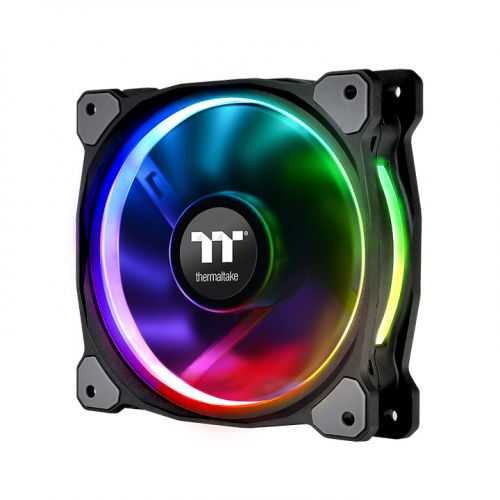 Riing Plus 12 RGB Radiator Fan TT Premium Edition (Single Fan Pack)