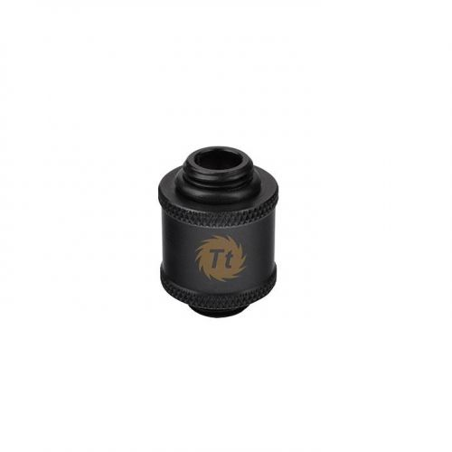Pacific G1/4 Male to Male  20mm extender - Black