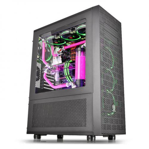 Core X71高直立式開窗機殼