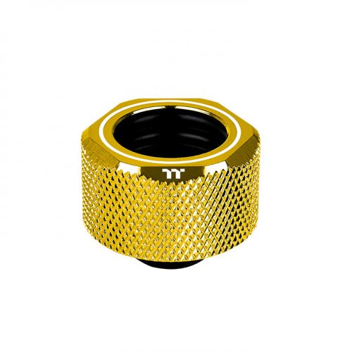Pacific G1/4 PETG Tube 16mm OD Compression – Gold