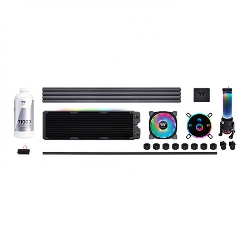 Thermaltake Pacific CL360 Max D5 Hard Tube Water Cooling Kit