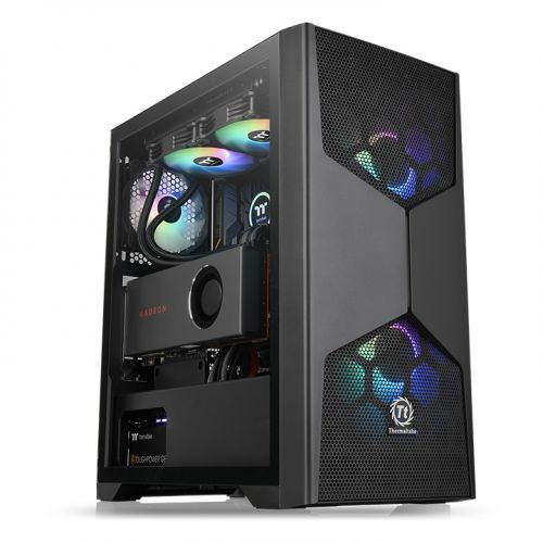Commander G31 TG ARGB Mid-Tower Chassis