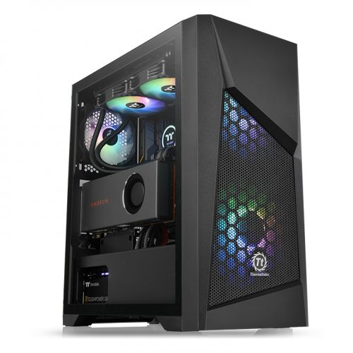 Commander G32 TG ARGB Mid-Tower Chassis