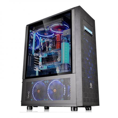 Core X71強化玻璃高直立式開窗機殼