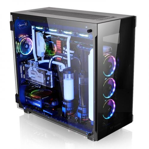 View 91 Tempered Glass RGB Edition