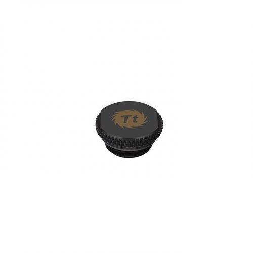 Pacific G1/4 Stop Plug w/ O-Ring – Black