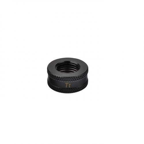 Pacific G1/4 Female to Female  10mm extender - Black