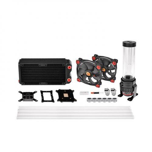 Pacific Gaming RL240 D5 Hard Tube Water Cooling Kit