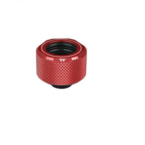 Pacific C-PRO G1/4 PETG Tube 16mm OD Compression – Red