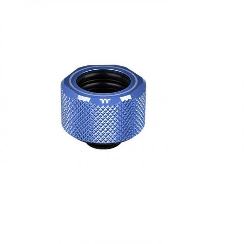 Pacific C-PRO G1/4 PETG Tube 16mm OD Compression – Blue