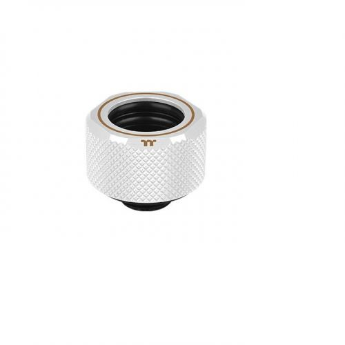 Pacific C-PRO G1/4 PETG Tube 16mm OD Compression – White