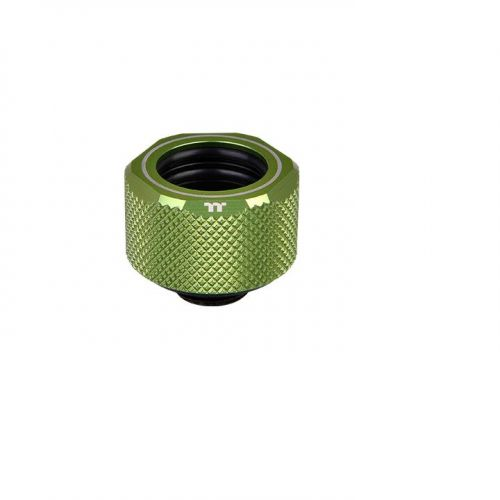 Pacific C-PRO G1/4 PETG Tube 16mm OD Compression – Green