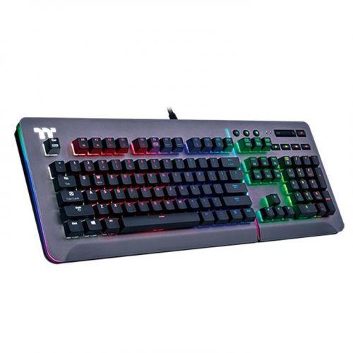 Level 20 RGB Titanium Gaming Keyboard (Speed Silver)