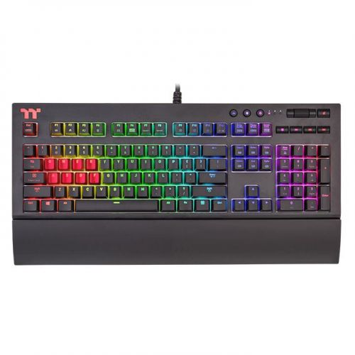 TT Premium X1 RGB Cherry MX Blue Keyboard