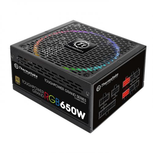 Toughpower Grand RGB 650W Gold Full Modular