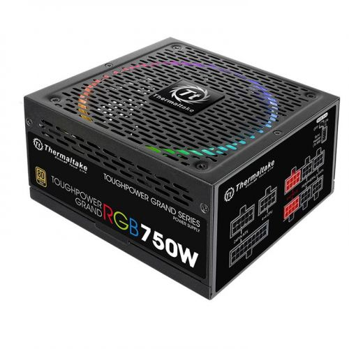 Toughpower Grand RGB 750W 金牌 (RGB連動版)