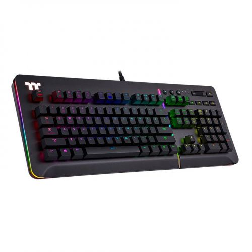 Level 20 RGB Gaming Keyboard Razer Green