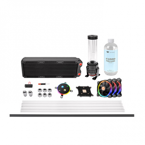 Pacific M360 D5 Hard Tube Water Cooling Kit