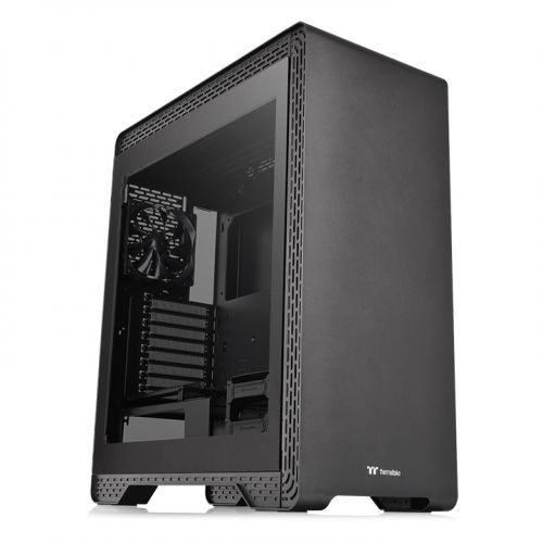 S500 TG Mid-Tower Chassis