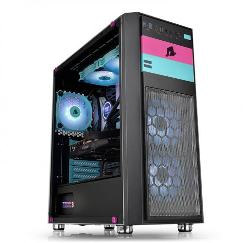 Versa H26 HATSUNE MIKU EDITION Mid Tower Chassis