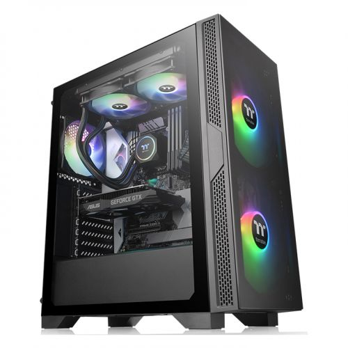 Versa T25 Tempered Glass Mid-Tower Chassis