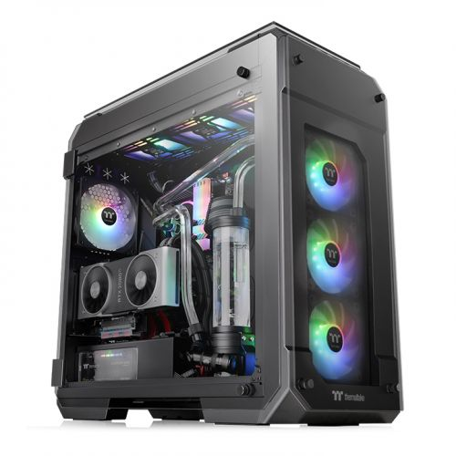 View 71 Tempered Glass ARGB Edition