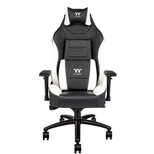 X-Comfort Black-White Gaming Chair