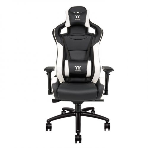 X-Fit Black-White Gaming Chair