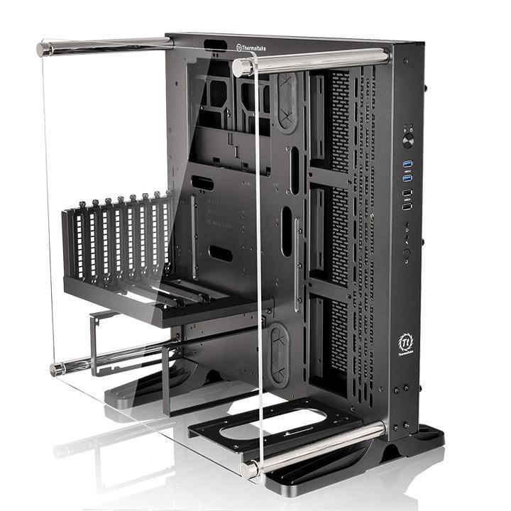 Casemod Parts Vertical GPU Holder sans Riser Kabel