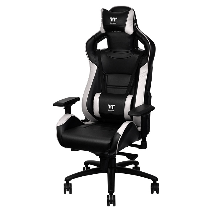 X Fit Black White Gaming Chair Regional Only